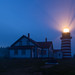 West Quoddy Head Lighthouse by Ken Krach Photography