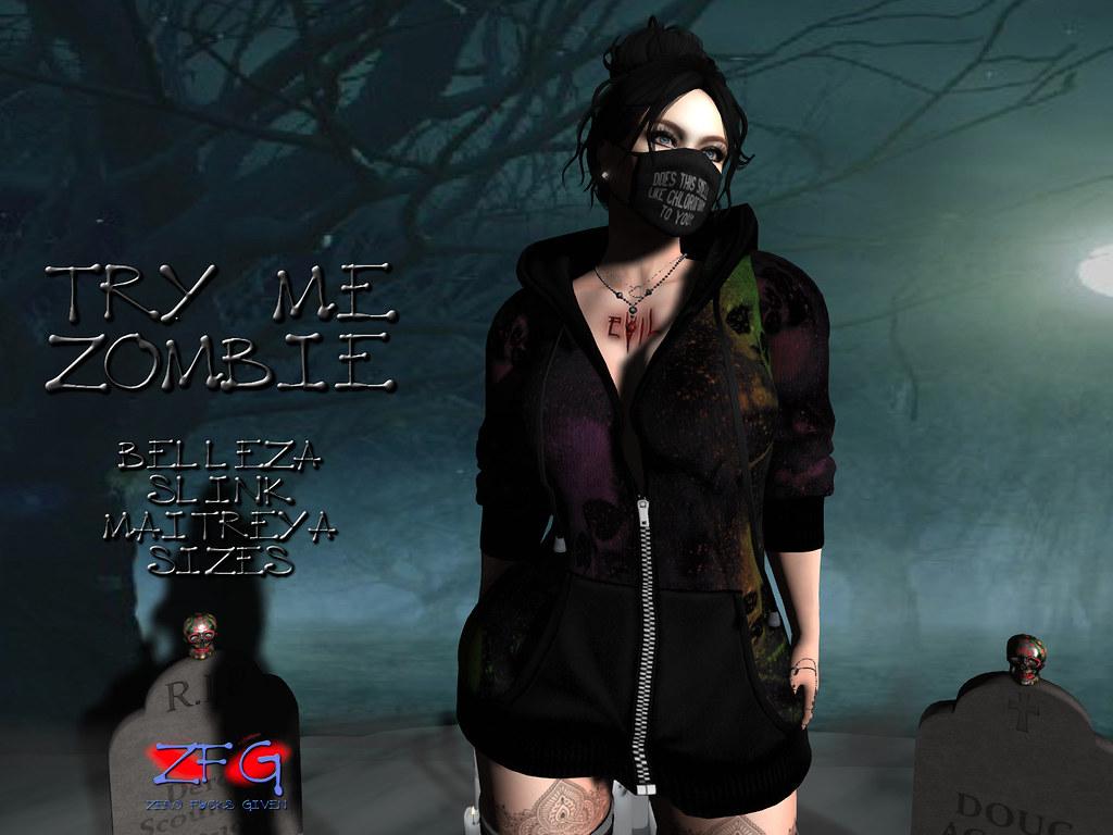 {zfg} try me zombie - TeleportHub.com Live!