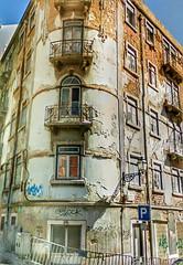 Abandoned, Lisboa. Abandonado, Lisboa