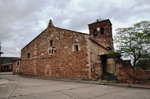 Hijes (Guadalajara-España). Iglesia