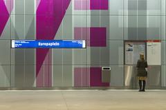Europaplein Metro Station