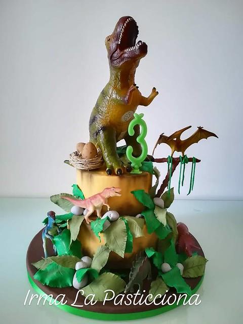Cake by Irma La Pasticciona