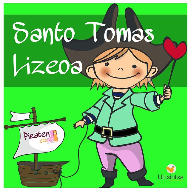 Pirata egonaldia-Santo Tomas Lizeoa 2018-10-25/2018-10-26