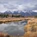 Schwabacher's Landing - Wyoming
