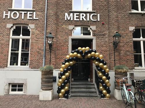 Ballonboog 6m Hotel Merici Sittard