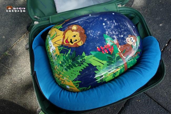 GreySa格蕾莎 全家福旅行頸枕 旅行枕推薦 (22)