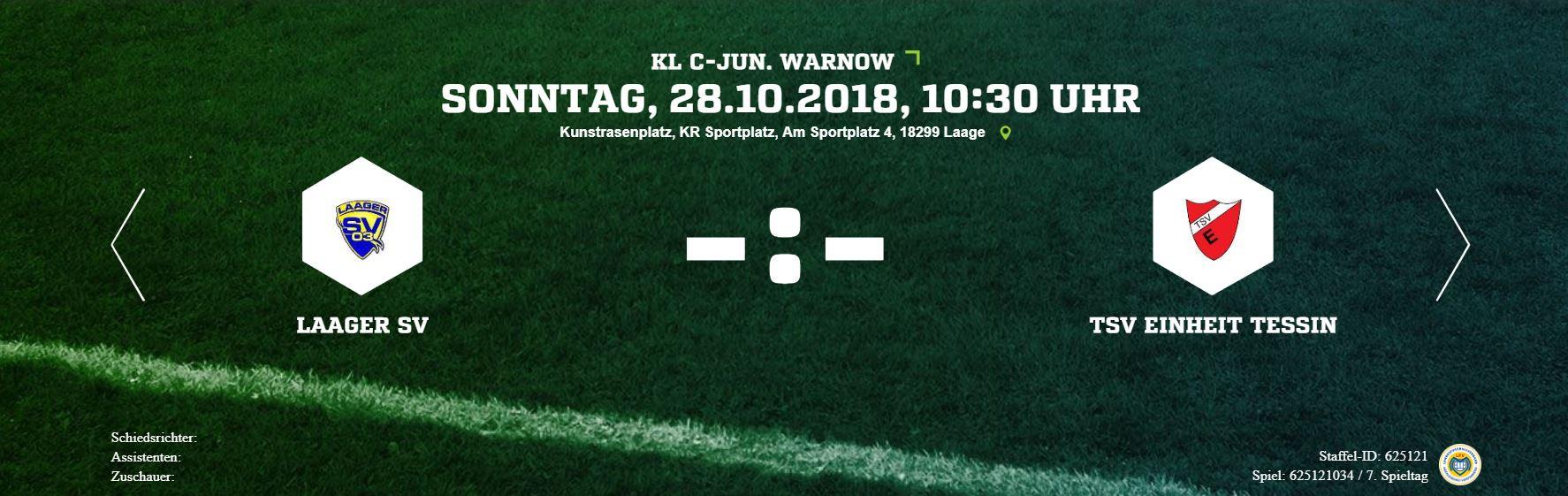 20181028 1030 Fußball C