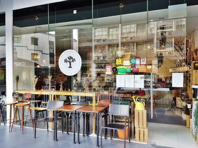 Enchanted Cafe Exterior