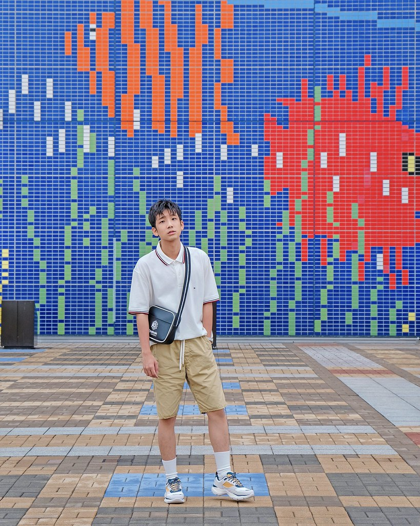 typicalben outside Osaka Aquarium Kaiyukan