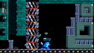Mega Man Speed Gear | by gamequestpg