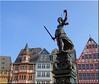 Frankfurt am Main - Gerechtigkeitsbrunnen