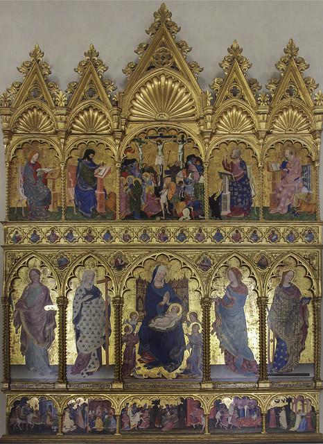 Michele di Matteo, 1410-1469