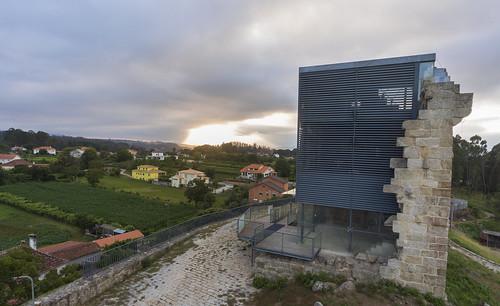 Vouzela: Torre de Vilharigues