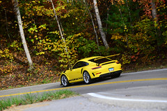 Tail of the Dragon Fall 2018 - GT3 RS
