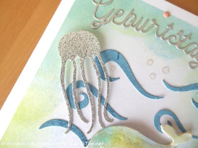 Geburtstagskarte für einen Hobbyangler