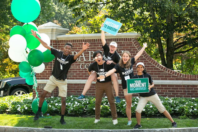Undergraduate Orientation 2018 Album on Flickr