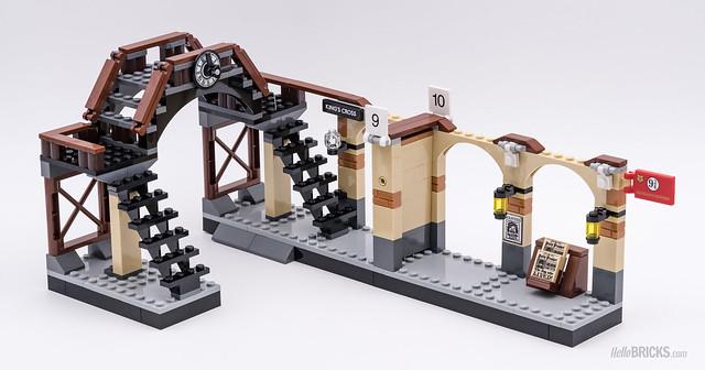 REVIEW LEGO Harry Potter 75955 Hogwarts Express