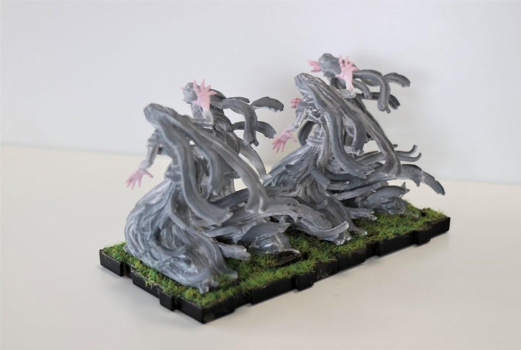 Runewars Miniatures Wraiths Back
