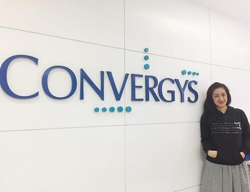 My Convergys Story