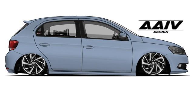 Volkswagen gol trend g6