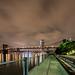 New York at night by HisPhotographs.com