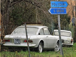 1970 Lancia Flavia Coupé 2000
