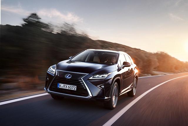 Comprar Lexus Rx