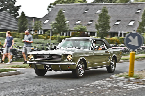 Ford Mustang Hardtop 1966 (9243)