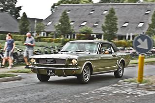 Ford Mustang Hardtop 1966 (9243)