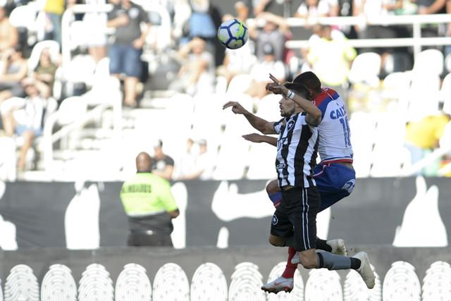 Botafogo 0 x 1 Bahia - 20/10/2018 - (Campeonato Brasileiro)