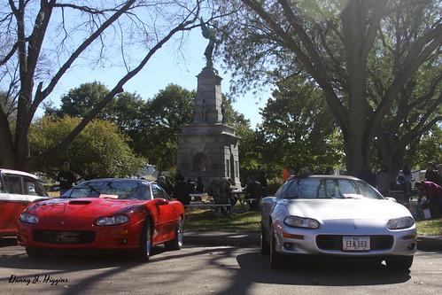 Illinois Valley Toy Run Car Show.  Princeton,  Illinois. IMG_9235
