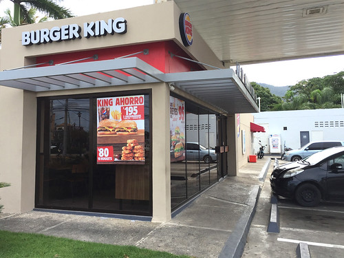 32 - Burger King - Puerto Plata