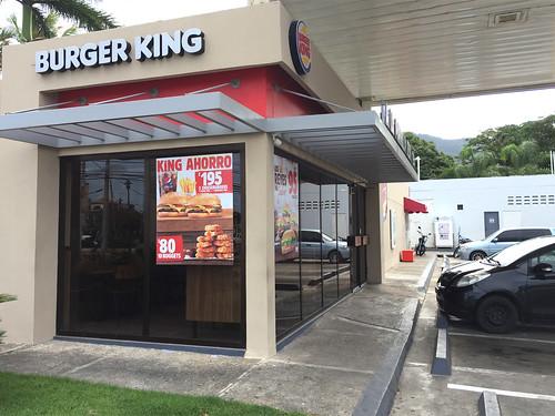 32 - Burger King - Puerto Plata