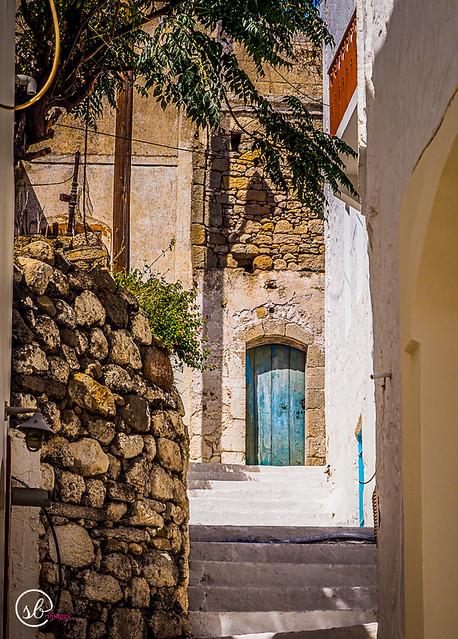 Nikia Village, Nisyros