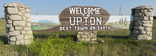Welcome to Upton Sign (Upton, Wyoming)