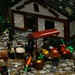 Market place - Bree by Northern LEGO
