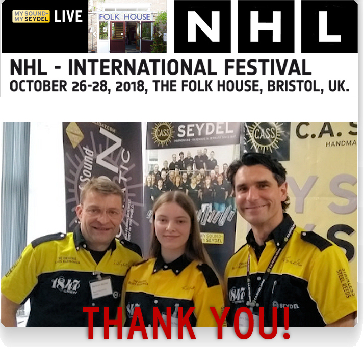 NHL Oct, 28, 2018 Folkhouse Bristol/UK