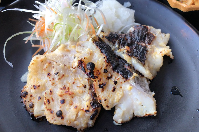 赤坂はすむかい真鱈の西京焼き