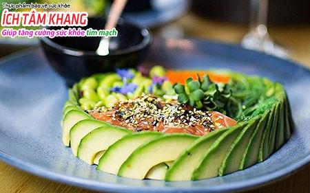 Người bệnh thiếu máu tim nên ăn bổ sung những thực phẩm có chứa nhiều chất xơ