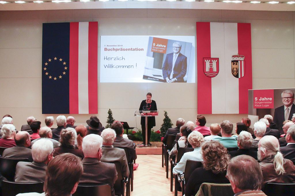 Fünf Jahre Bürgermeister Klaus Luger