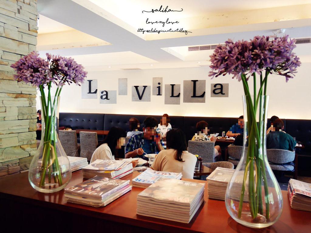 烏來餐廳咖啡館下午茶推薦La Villa Wulai (2)