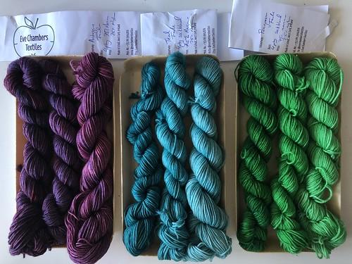 EvinOK.com knitting adventures and Irish yarn