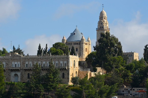 israel ישראל jerusalem ירושלים abbeyofthedormition dormitionabbey church
