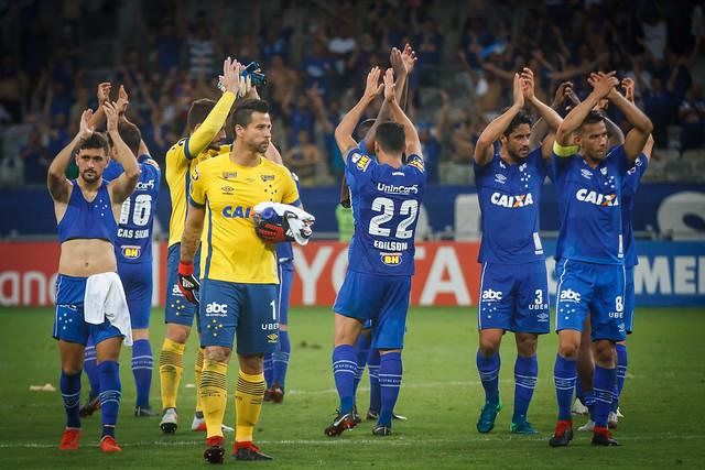 Cruzeiro 1 x 1 Boca Juniors 04/10/2018