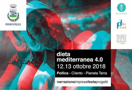la Dieta mediterranea 4.0