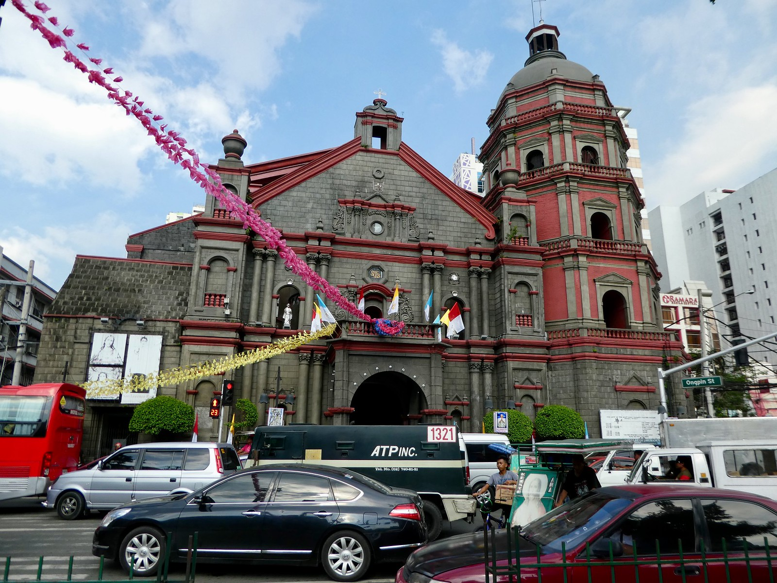 Binondo Church, Chinatown, Manila