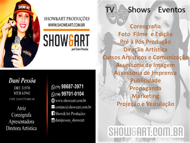 Show&Art Produções _ Serviços