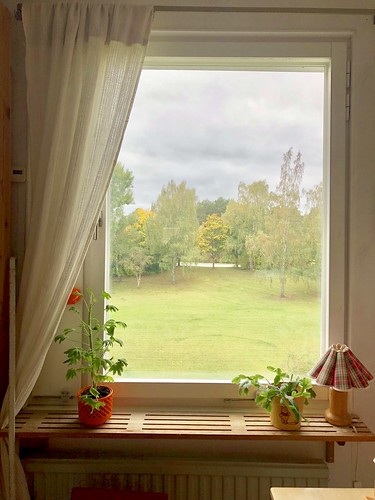 stockholm suburbs, sweden, sept - oct 2018