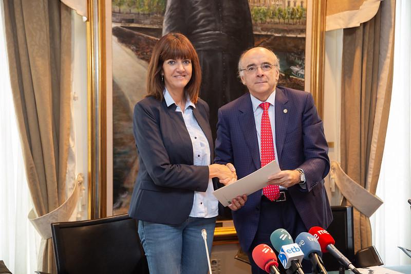 El PSE-EE se adhiere al Manifiesto del Euskara Batua de Euskaltzaindia