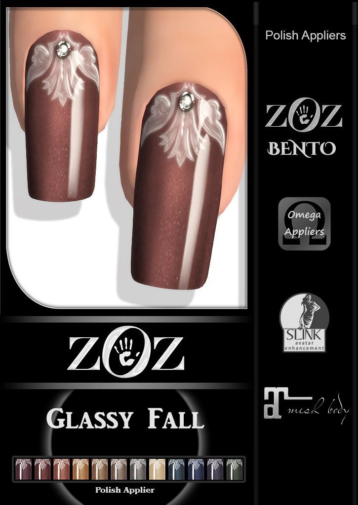 {ZOZ} Glassy Fall pix L - TeleportHub.com Live!